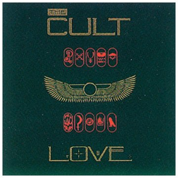 The Cult She Sells Sanctuary cover art