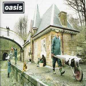 Oasis Talk Tonight cover art