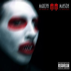 Marilyn Manson mOBSCENE cover art