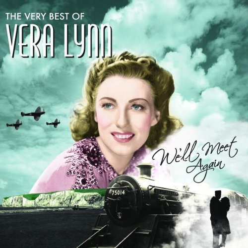 Vera Lynn How Green Was My Valley cover art