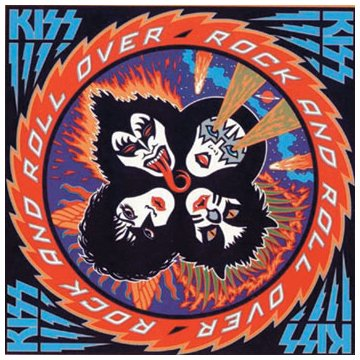 KISS Calling Dr. Love cover art