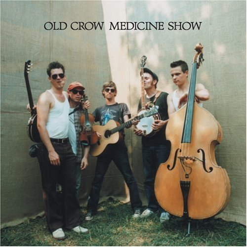 Old Crow Medicine Show Wagon Wheel cover art