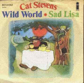 Cat Stevens O' Caritas cover art