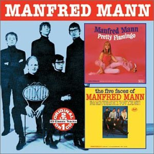 Manfred Mann Pretty Flamingo cover art