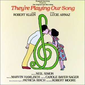 Marvin Hamlisch Fallin' cover art