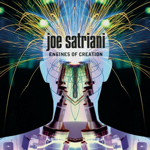 Joe Satriani Borg Sex cover art