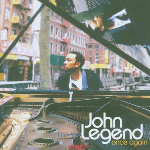 John Legend Coming Home cover art