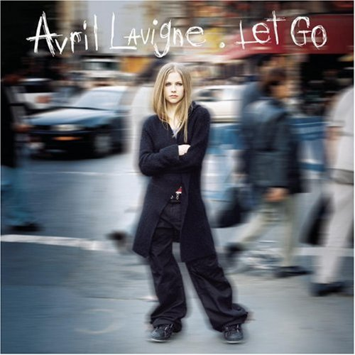 Avril Lavigne I'm With You cover art
