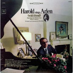 Harold Arlen Ac-cent-tchu-ate The Positive cover art