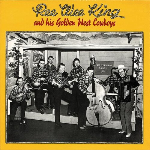 Pee Wee King Slow Coach cover art