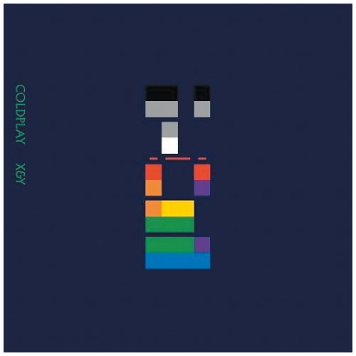 Coldplay The Hardest Part cover art