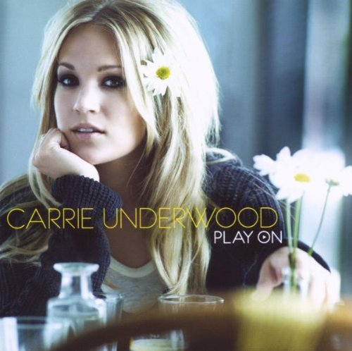 Carrie Underwood Temporary Home cover art