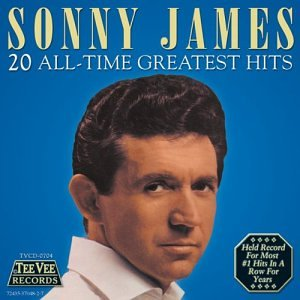 Sonny James Running Bear cover art