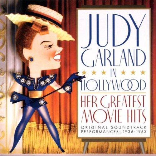 Judy Garland Look For The Silver Lining cover art