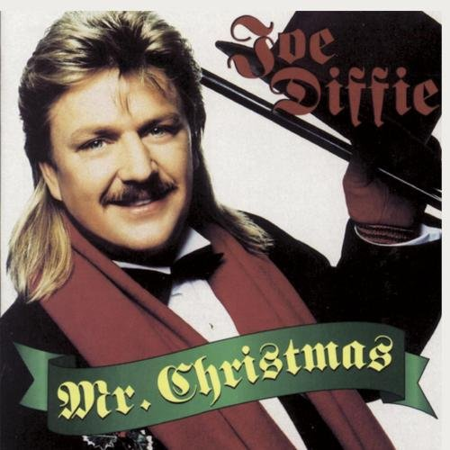 Joe Diffie Leroy The Redneck Reindeer cover art