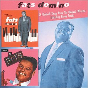 Fats Domino I'm Walkin' cover art