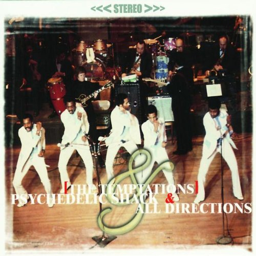 The Temptations Papa Was A Rollin' Stone cover art