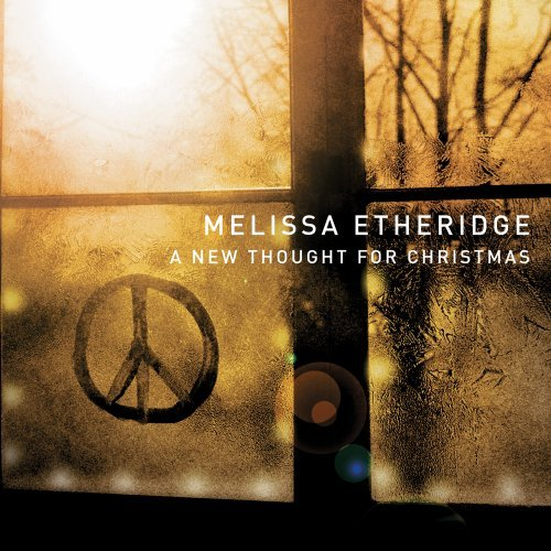 Melissa Etheridge Christmas In America cover art