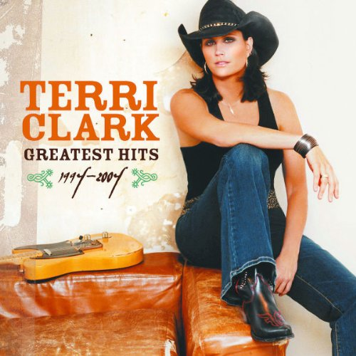 Terri Clark Girls Lie Too cover art