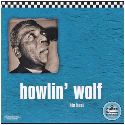 Howlin' Wolf Back Door Man cover art