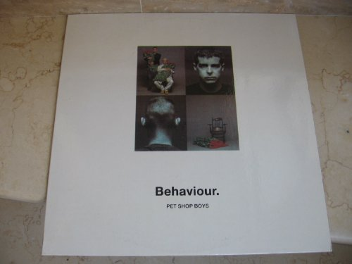 Pet Shop Boys So Hard cover art