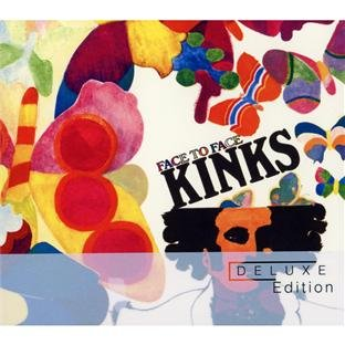 The Kinks Sunny Afternoon cover art