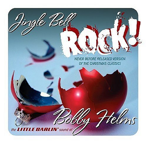 Bobby Helms Jingle Bell Rock cover art