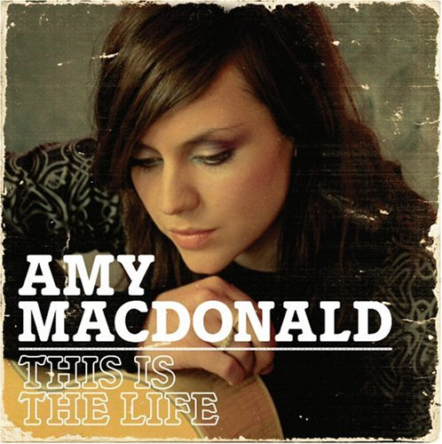 Amy Macdonald Barrowland Ballroom cover art