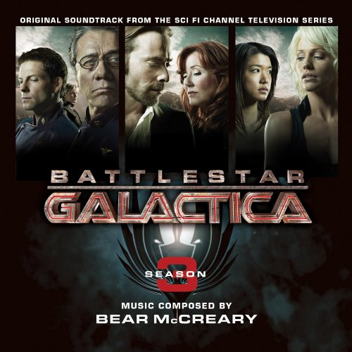 Bear McCreary Battlestar Sonatica cover art