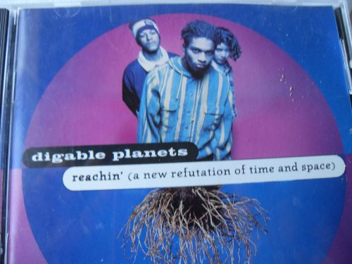 Digable Planets Rebirth Of Slick (Cool Like Dat) cover art