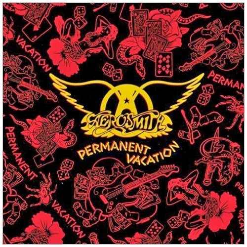 Aerosmith Rag Doll cover art