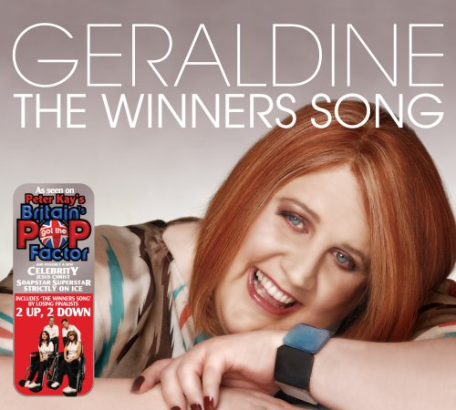 Geraldine The Winner's Song cover art