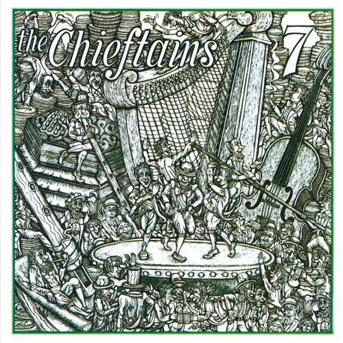 The Chieftains Friel's Kitchen cover art