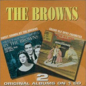 The Browns The Three Bells cover art