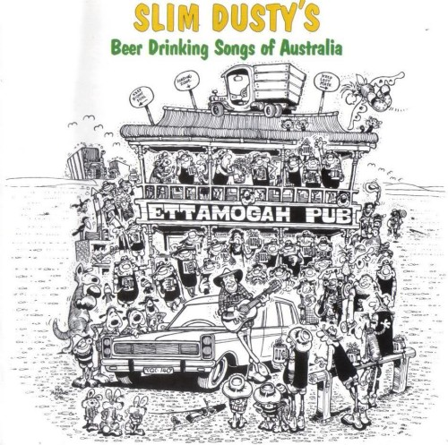 Duncan sheet music by Slim Dusty