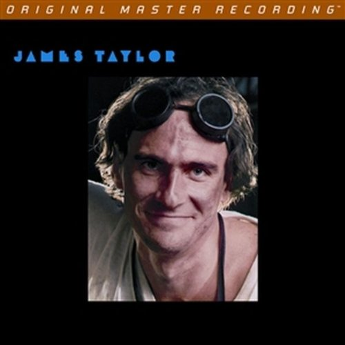 James Taylor Only For Me cover art