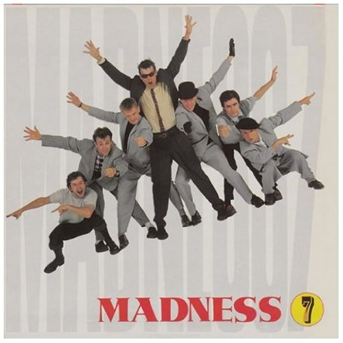 Madness Grey Day cover art