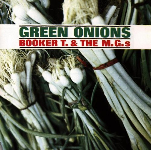 Booker T. and The MGs Green Onions arte de la cubierta