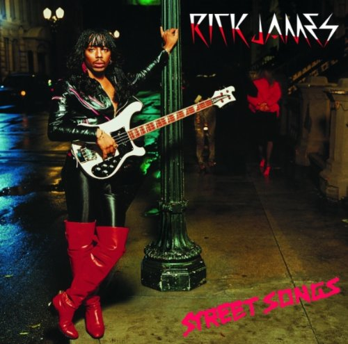 Rick James Super Freak cover art