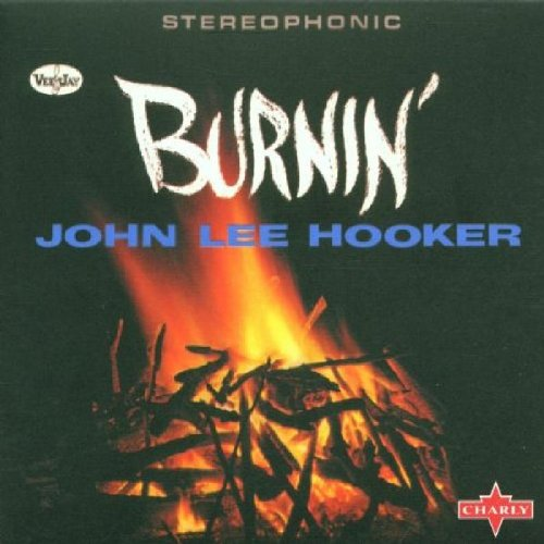 John Lee Hooker Boom Boom cover art