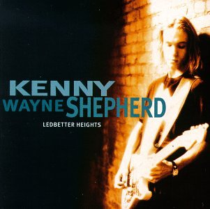 Kenny Wayne Shepherd Born With A Broken Heart cover art