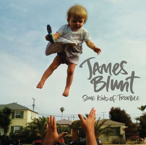 James Blunt Dangerous cover art