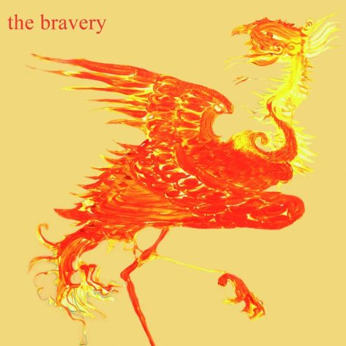 The Bravery Hot Pursuit cover art