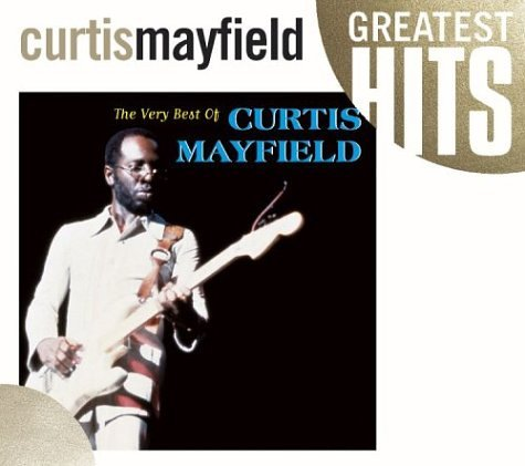 Curtis Mayfield The Makings Of You cover art