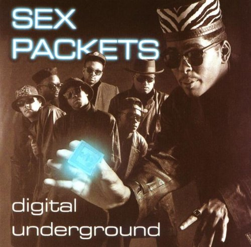 Digital Underground The Humpty Dance cover art