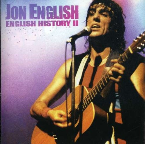Jon English Words Are Not Enough cover art