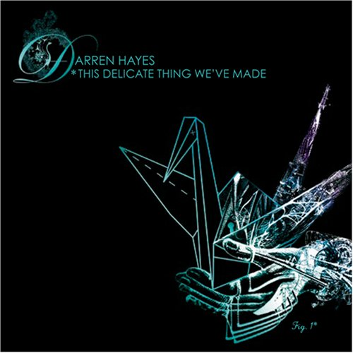 Darren Hayes On The Verge Of Something Wonderful cover art