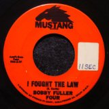 I Fought The Law sheet music by Bobby Fuller Four