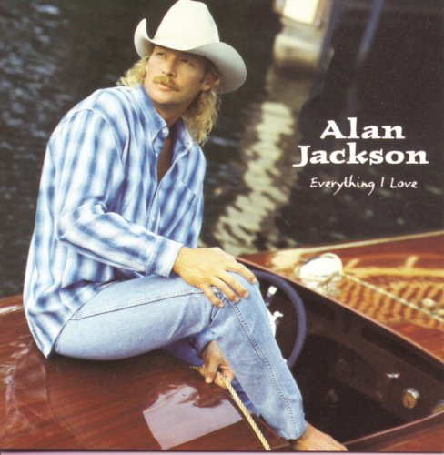 Alan Jackson There Goes cover art