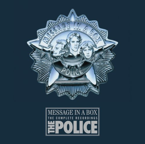 The Police Visions Of The Night cover art
